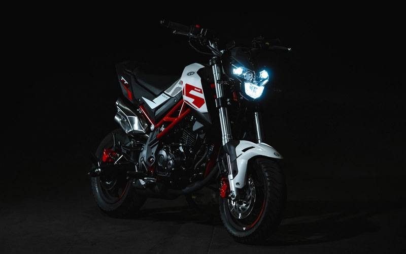 2020 Benelli TNT135 in White Plains, New York - Photo 3