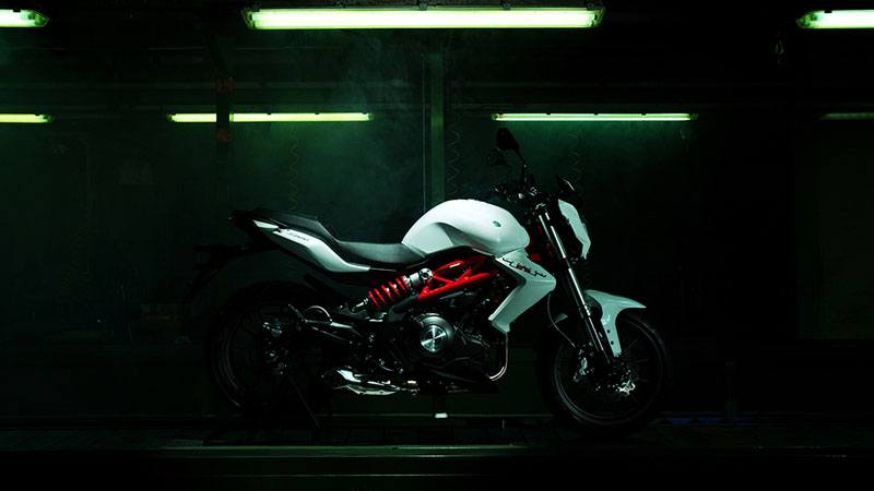 2020 Benelli TNT300 in Fremont, California - Photo 4