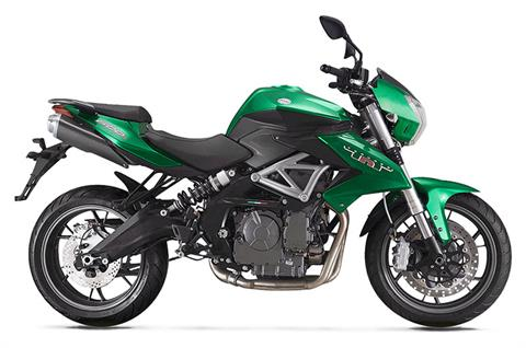 2020 Benelli TNT600 in Roselle, Illinois
