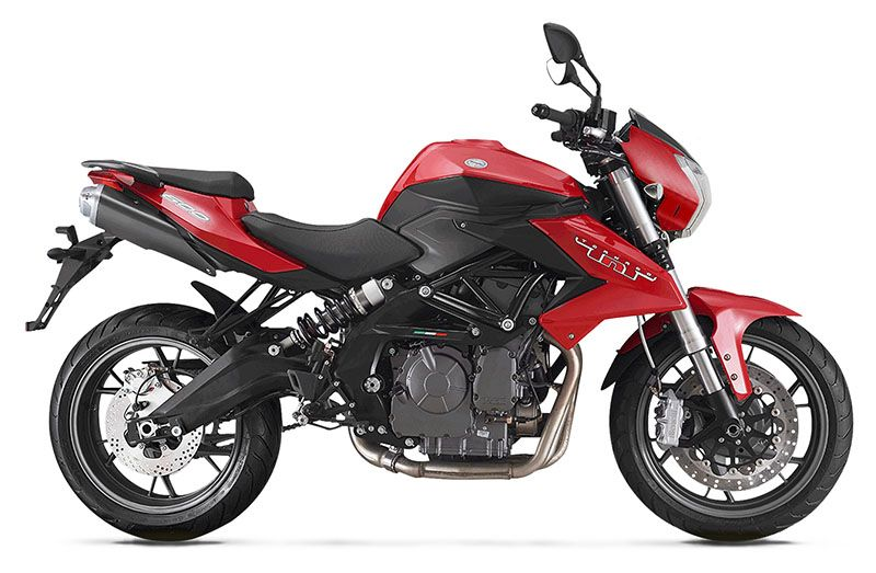 2020 Benelli TNT600 in Bristol, Virginia