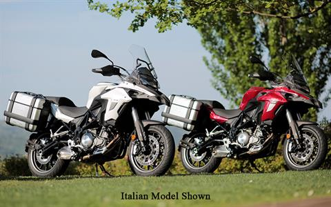 2021 Benelli TRK 502 in White Plains, New York - Photo 5