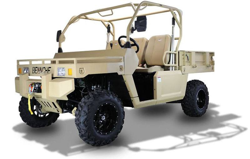new 2017 bennche warrior 800 utility vehicles in sturgeon bay wi