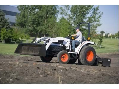New 2012 Bobcat CT335SST Tractors in Fond Du Lac, WI   Stock