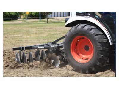 2013 Bobcat 3 pt. Disc Harrow in Fond Du Lac, Wisconsin