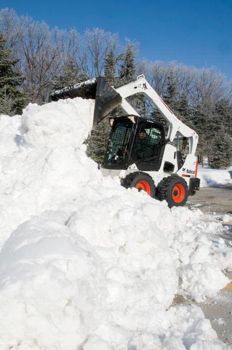 2015 Bobcat 100 in. Snow & Light Material Bucket in Springfield, Missouri
