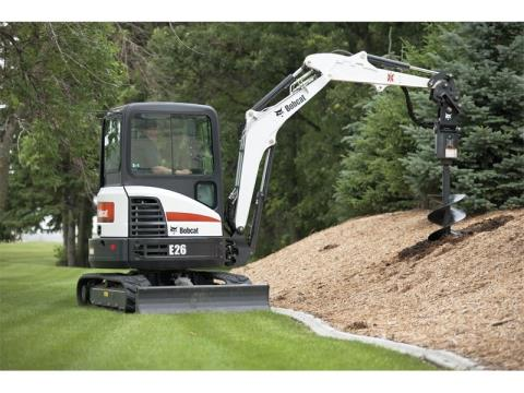 2015 Bobcat Bobcat E26 T4 in Fort Wayne, Indiana