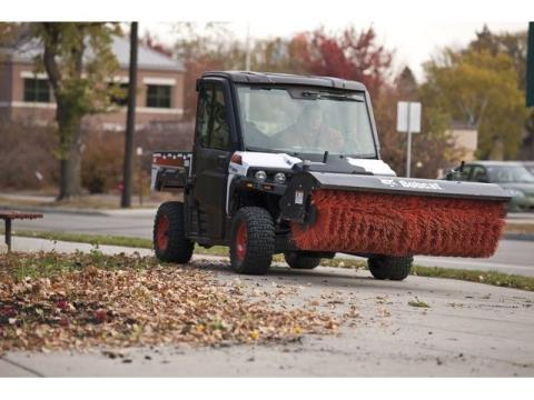 2016 Bobcat Angle Broom - Utility Vehicles UVAB70 in Fond Du Lac, Wisconsin - Photo 2