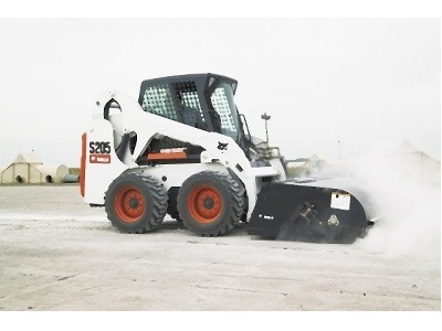 2016 Bobcat 72 in. Sweeper in Fond Du Lac, Wisconsin