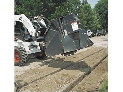 2016 Bobcat WS18 Wheel Saw in Fond Du Lac, Wisconsin