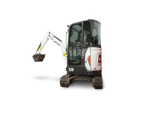 2016 Bobcat E20 in Fond Du Lac, Wisconsin