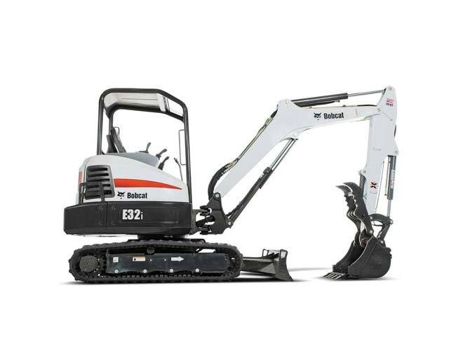 2016 Bobcat E32i T4 Extendable Arm in Fond Du Lac, Wisconsin