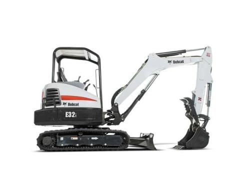 2016 Bobcat E32i T4 Long Arm in Fond Du Lac, Wisconsin