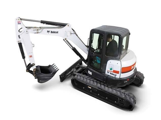 2016 Bobcat E50 T4 in Fond Du Lac, Wisconsin