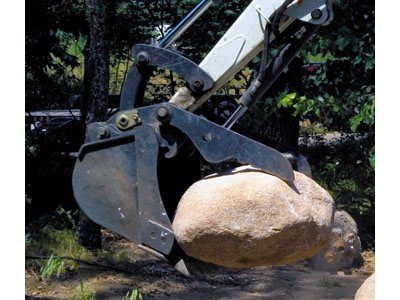2016 Bobcat Hydraulic Clamp - E80 in Fond Du Lac, Wisconsin