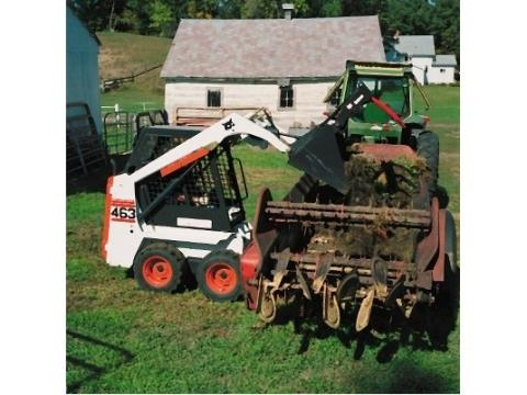 2016 Bobcat 55 in. Grapple, GP in Fond Du Lac, Wisconsin