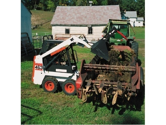 2016 Bobcat 55 in. Utility Grapple in Fond Du Lac, Wisconsin