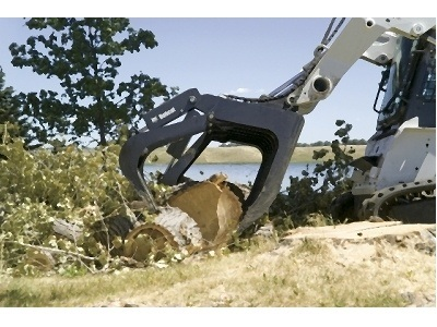 2016 Bobcat 66 in. Root Grapple in Fond Du Lac, Wisconsin