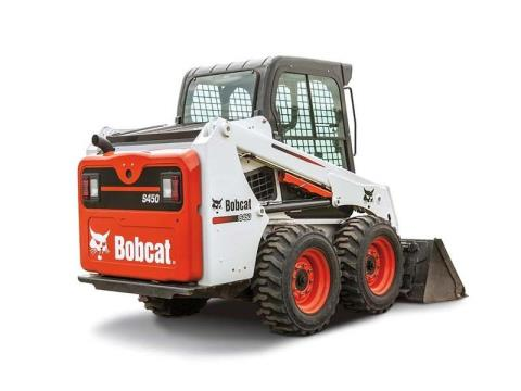 2016 Bobcat S450 in Fond Du Lac, Wisconsin