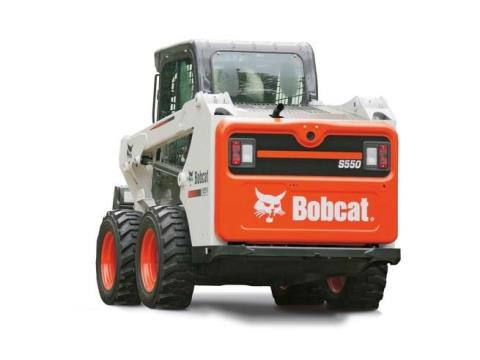 2016 Bobcat S550 in La Crescent, Minnesota