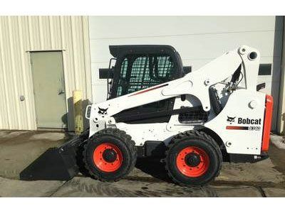 2016 Bobcat S740 in Lima, Ohio