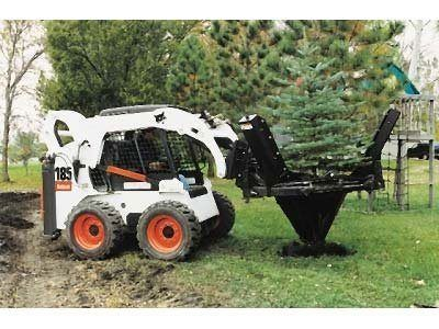 2016 Bobcat Tree Spade, ACD Modified - 24 in. in Fond Du Lac, Wisconsin