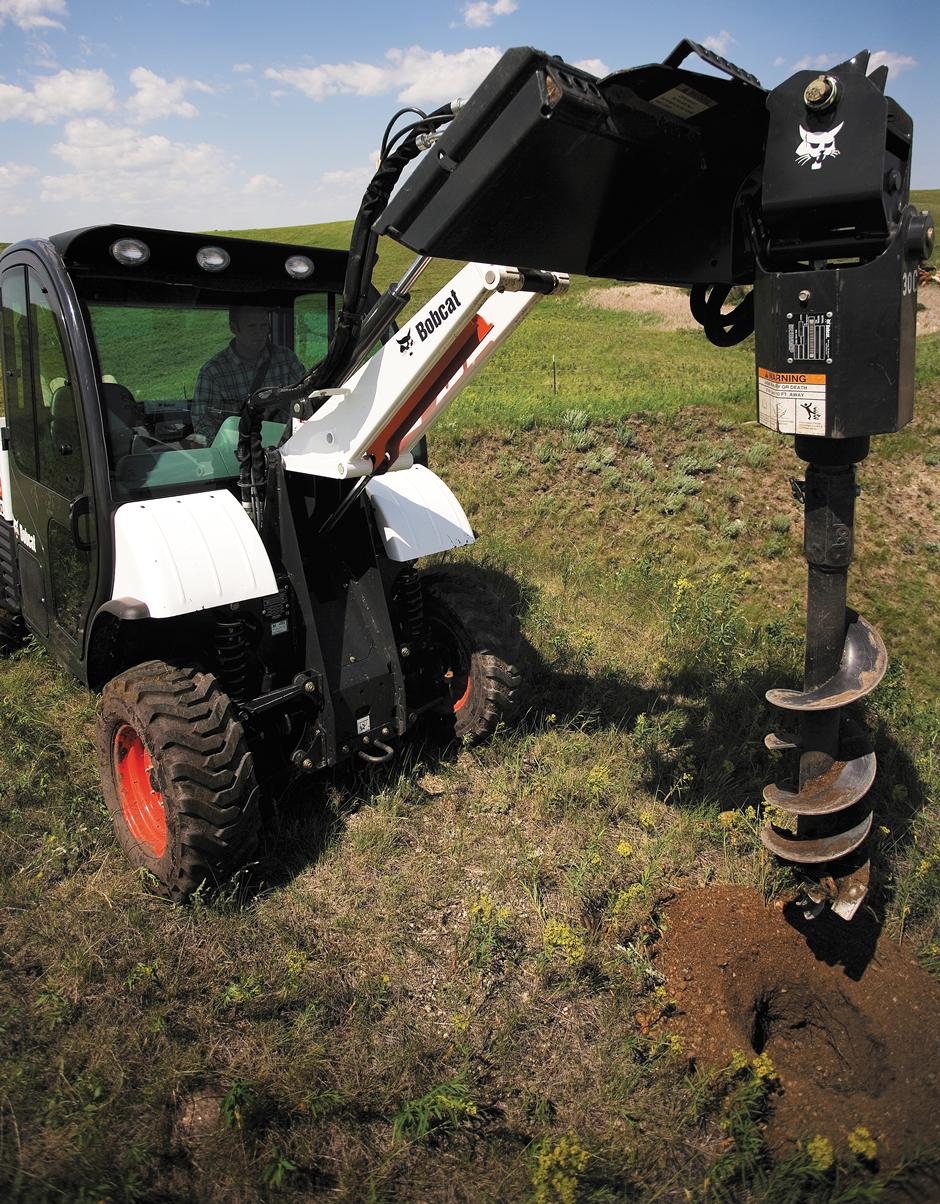 2017 Bobcat 10 Auger in Fond Du Lac, Wisconsin - Photo 5
