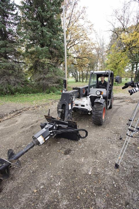 2017 Bobcat 15C Auger in Fond Du Lac, Wisconsin - Photo 3