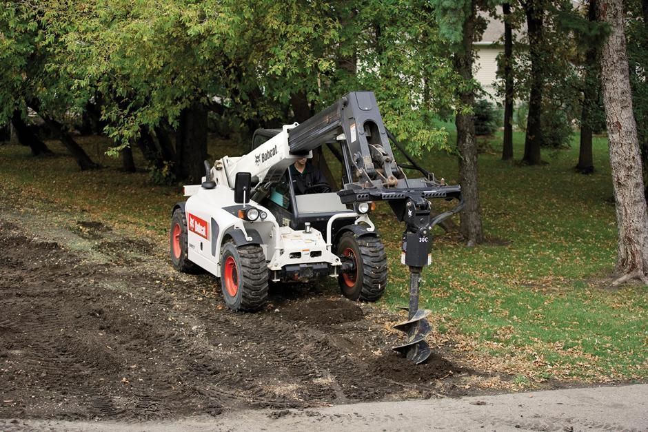 2017 Bobcat 50PH Auger in Fond Du Lac, Wisconsin - Photo 2
