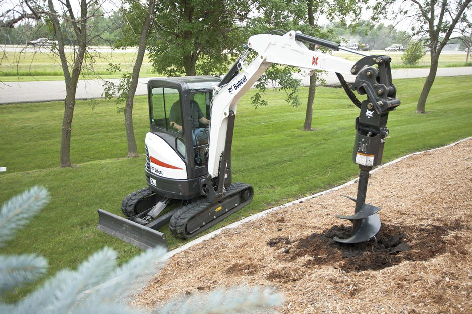 2017 Bobcat 50PH Auger in Fond Du Lac, Wisconsin - Photo 6
