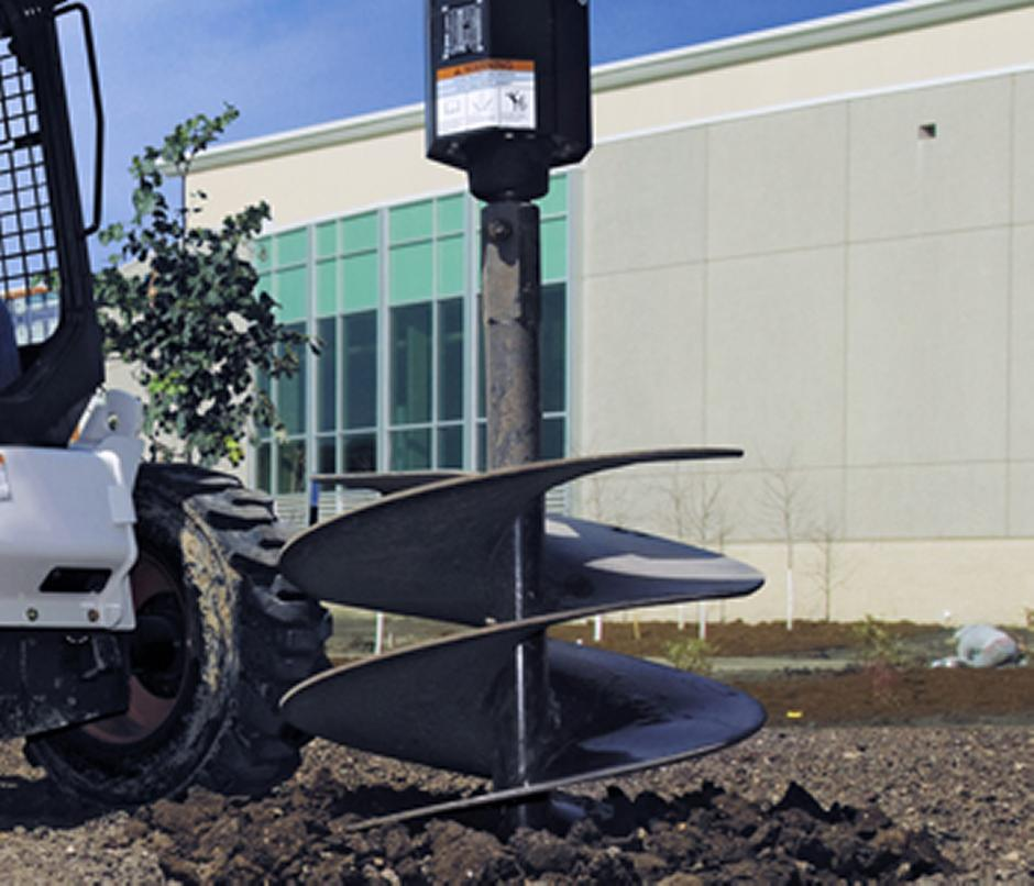 2017 Bobcat 50PH Auger in Fond Du Lac, Wisconsin - Photo 8
