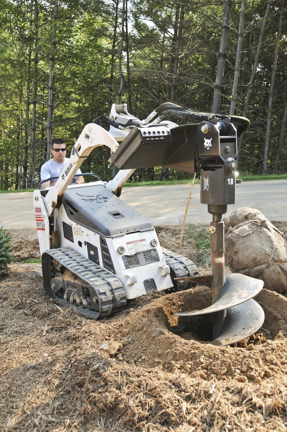 2017 Bobcat 50PH Auger in Fond Du Lac, Wisconsin - Photo 11