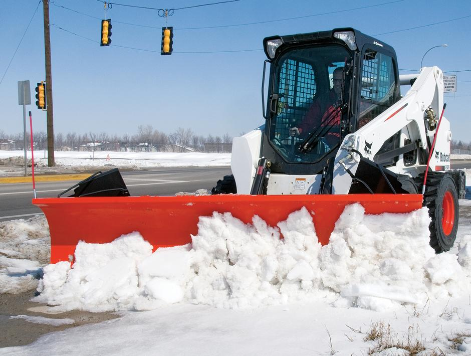 2017 Bobcat 54 in. Snow Blade in Fond Du Lac, Wisconsin - Photo 5