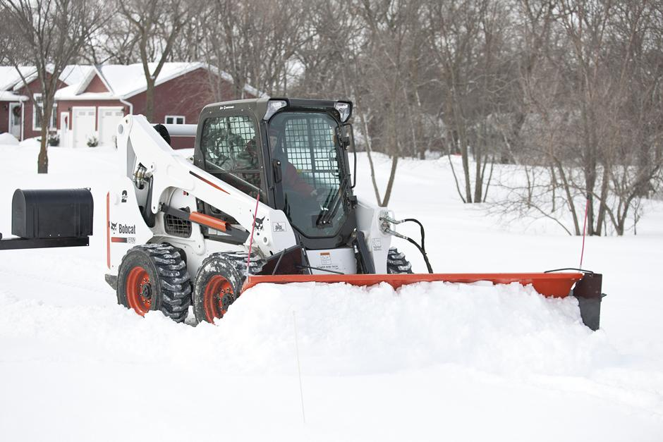 2017 Bobcat 86 in. Heavy Duty Snow Blade in Fond Du Lac, Wisconsin - Photo 6