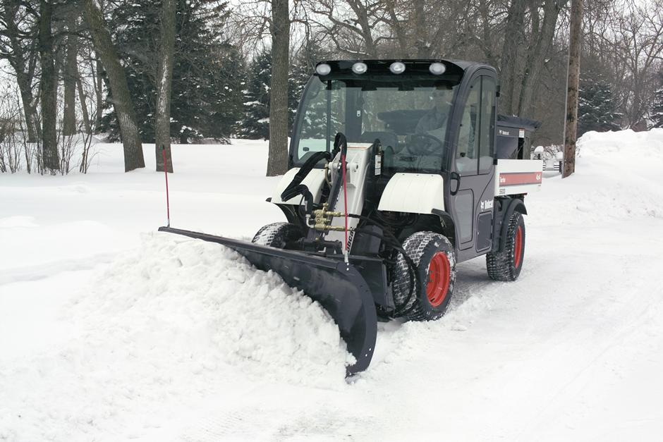2017 Bobcat 96 in. Snow Blade in Fond Du Lac, Wisconsin - Photo 2
