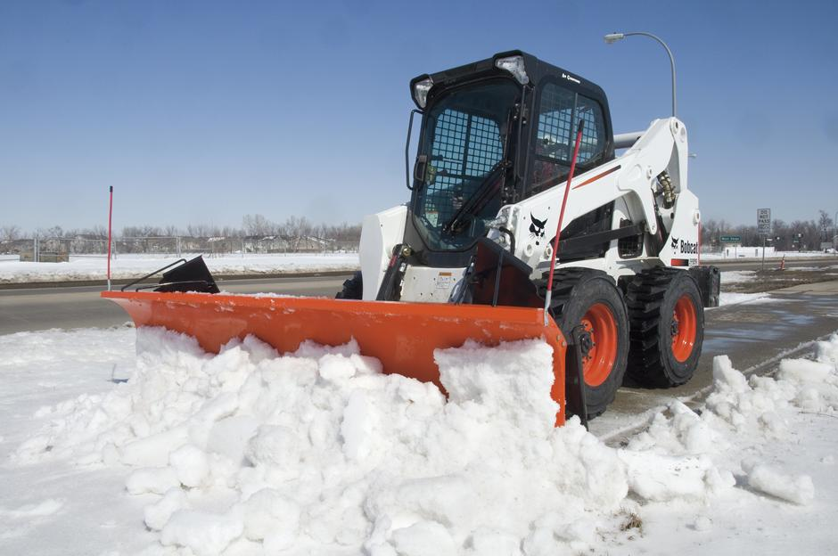 2017 Bobcat 96 in. Snow Blade in Fond Du Lac, Wisconsin - Photo 3