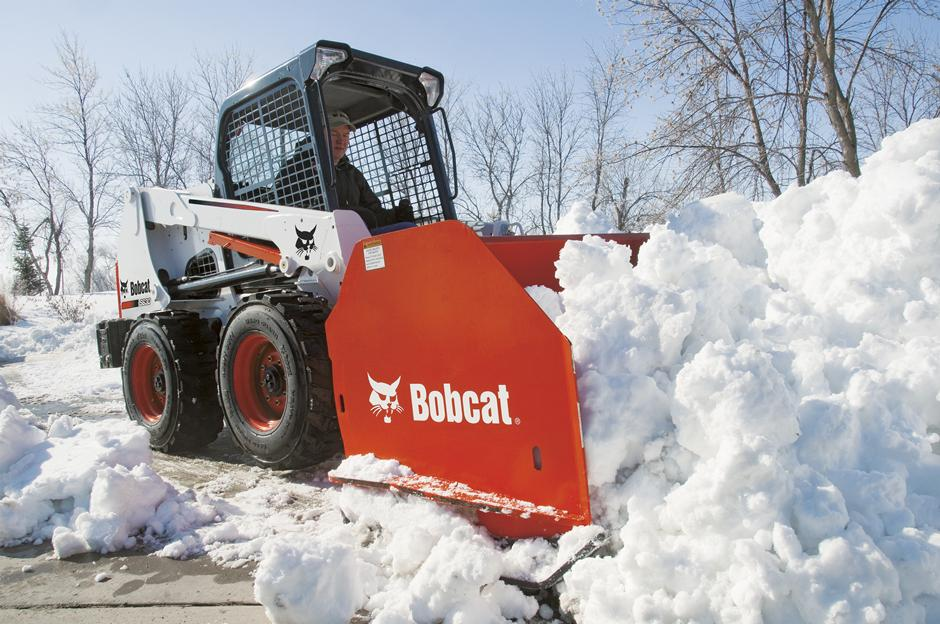 2017 Bobcat Snow Pusher, 10 ft. in Fond Du Lac, Wisconsin - Photo 4