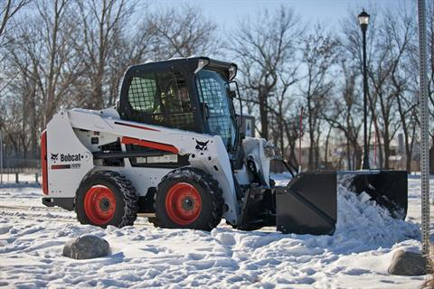 2017 Bobcat Snow Pusher, 8 ft. in Fond Du Lac, Wisconsin - Photo 5