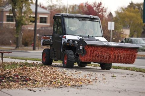 2017 Bobcat 70 in. Angle Broom in Fond Du Lac, Wisconsin - Photo 2