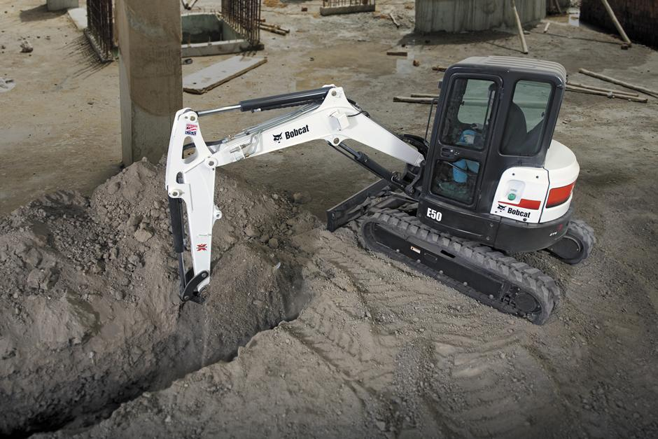 2017 Bobcat 36 in. X-change Standard Duty Trenching Bucket in Fond Du Lac, Wisconsin - Photo 2