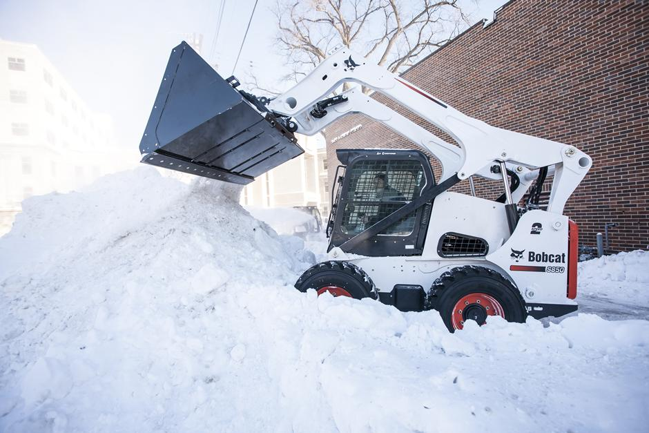 2017 Bobcat 74 in. Snow & Light Material Bucket in Fond Du Lac, Wisconsin - Photo 6