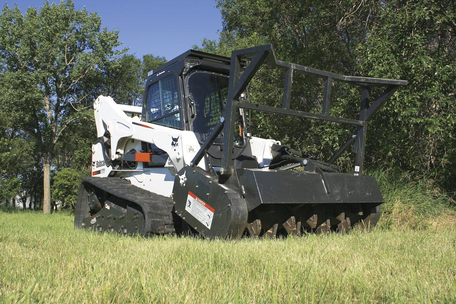 2017 Bobcat 50 in. Forestry Cutter in Fond Du Lac, Wisconsin - Photo 1