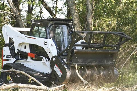 2017 Bobcat 50 in. Forestry Cutter in Fond Du Lac, Wisconsin - Photo 3