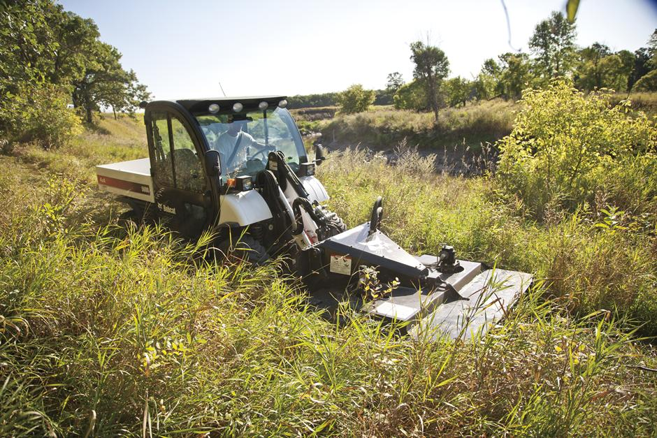 2017 Bobcat 66 in. Brushcat High Flow in Fond Du Lac, Wisconsin - Photo 1