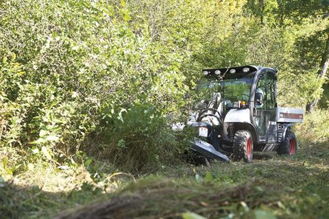 2017 Bobcat 66 in. Brushcat High Flow in Fond Du Lac, Wisconsin - Photo 2