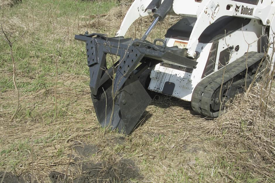 2017 Bobcat 30 in. Digger in Fond Du Lac, Wisconsin - Photo 3