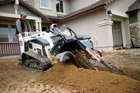 2017 Bobcat LT414 Trencher in Fond Du Lac, Wisconsin - Photo 3