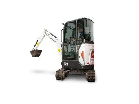 2017 Bobcat E20 in Fond Du Lac, Wisconsin