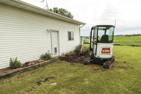 2017 Bobcat E20 in Fond Du Lac, Wisconsin - Photo 3