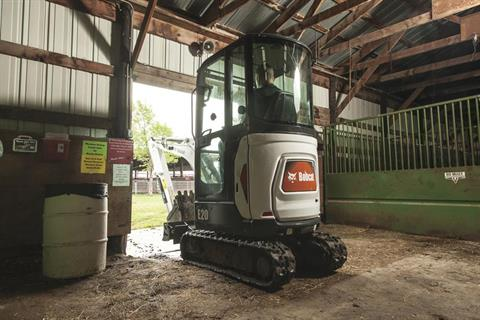 2017 Bobcat E20 in Fond Du Lac, Wisconsin - Photo 4