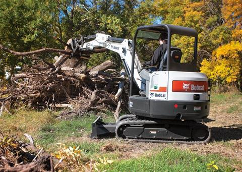 2017 Bobcat E32 T4 Long Arm Option in Fond Du Lac, Wisconsin - Photo 4
